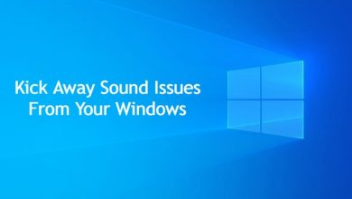 Photo of How to fix the sound problem in windows