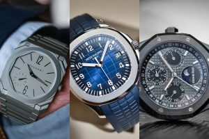 What Makes Watches the Most Preferred Luxury?