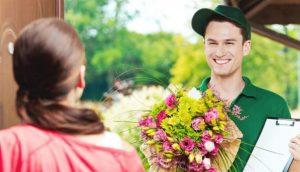 Flowers to be delivered on special occasions