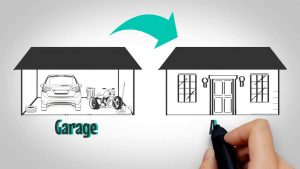 Conversions to Quick Garage
